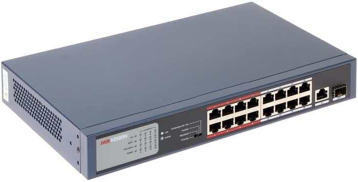 HIKvision DS-3E0318P-E POE Switch 16 port