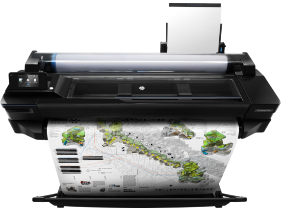 "HP Designjet T520 A0 36"""
